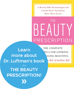 The Beauty Prescription | Dr. Luftman's Book